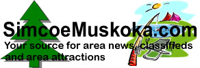 Simcoe County and Muskoka; Area news & information, Webcam Traffic Reports, Area Attractions and Classified Ads